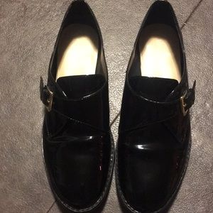 Kate spade black shoes